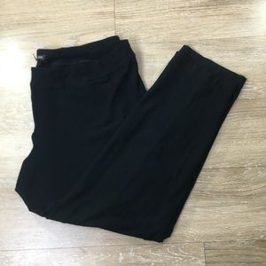Eileen Fisher pant size large black